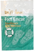 Foot Rescue Emolliency Foot Cream 5 ml