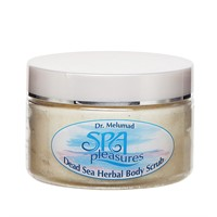 Spa Pleasure Herbal Body Scrub